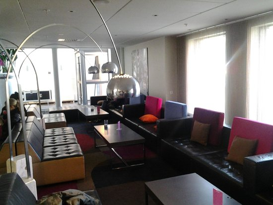 Comfort Hotel Malmo: Lobby