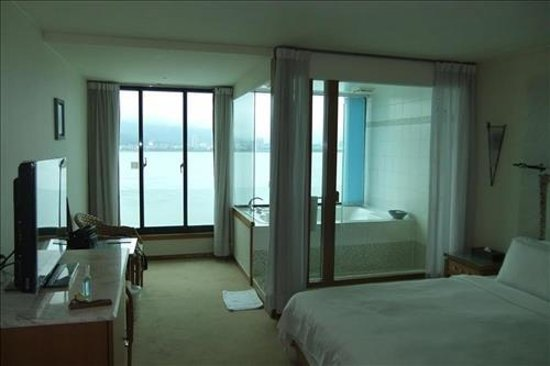 La Flower Sea Resort Danshui: Luxury Double Room-A
