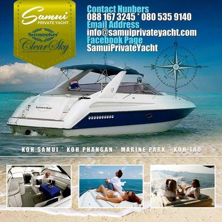 Boat Charter Samui: sc main