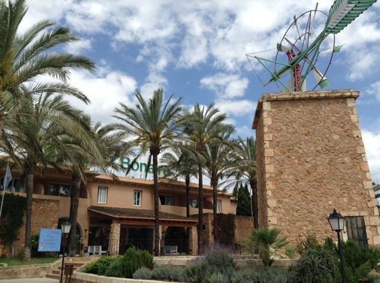 Protur Bonaire Aparthotel: hotel