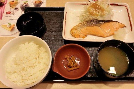 Asakusa Central Hotel: 早餐