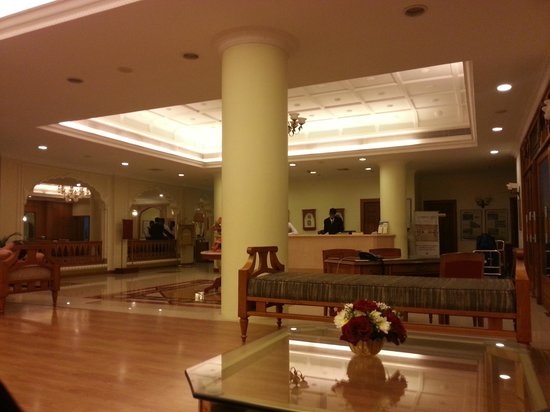 Abad Airport Hotel : Lobby