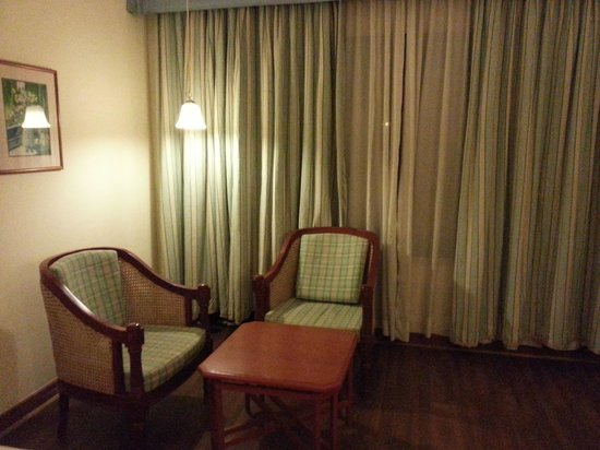 Abad Airport Hotel: Room