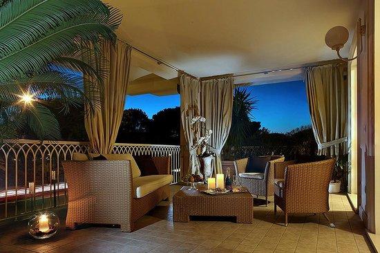 Hotel & Residence Exclusive: Terrazza appartamento Trilocale