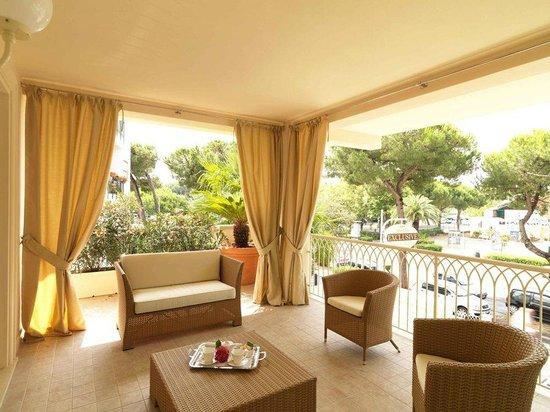 Hotel & Residence Exclusive: Terrazza appartamento Bilocale Superior
