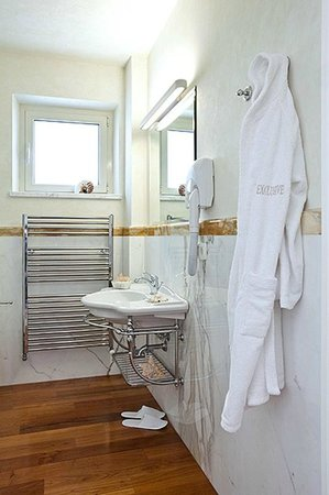 Hotel & Residence Exclusive: Bagno camera Luxury
