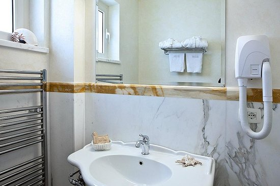 Hotel & Residence Exclusive: Bagno camera Superior