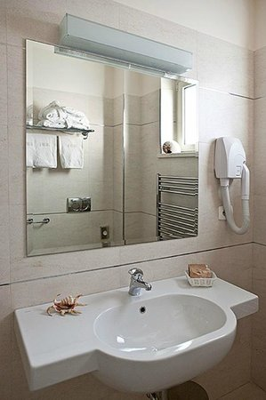 Hotel & Residence Exclusive: Bagno camera Standard