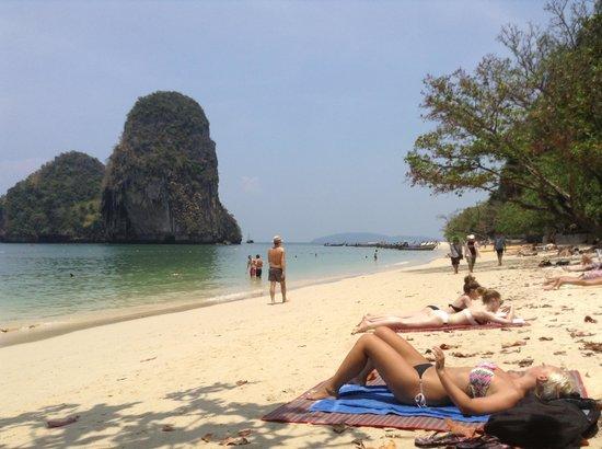 Sand Sea Resort: phanang cave strand