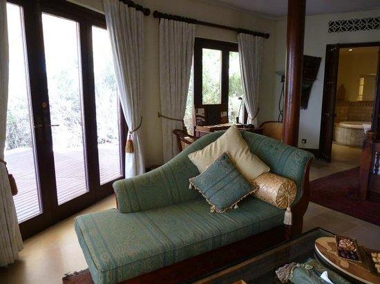 Al Maha, A Luxury Collection Desert Resort & Spa: Villa