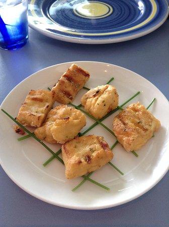 Bocado: Grilled Halloumi Cheese