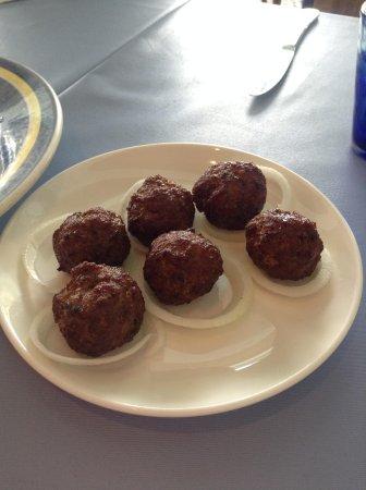 Bocado: Keftedes (Greek Meatballs)
