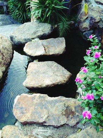 Nora Buri Resort & Spa : Wunderschönes Hotelgelände