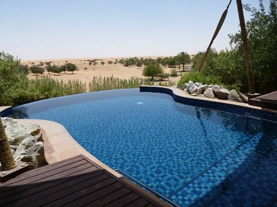Al Maha, A Luxury Collection Desert Resort & Spa: Traumhafte Aussicht
