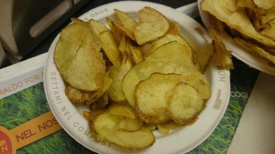 M**Bun: patate fritte