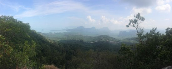 Amari Vogue Krabi: View from top of nature walk