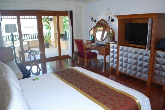 Amari Vogue Krabi: Room 4401, Jacuzzi suite