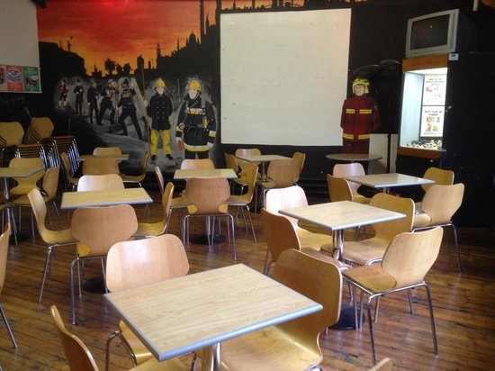 National Emergency Services Museum : Education, Party, Conference room