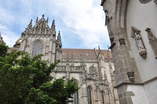 Catedral de Santa Isabel: katedra