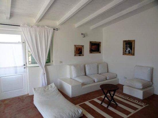 Hotel Spinguera Ecolodge: salon