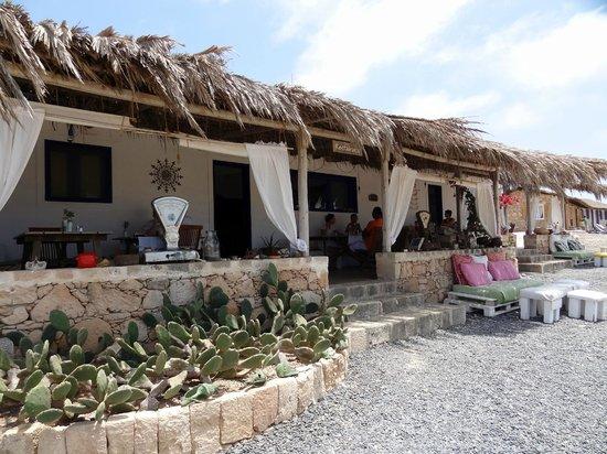 Hotel Spinguera Ecolodge: resto