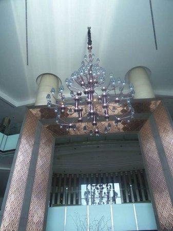 Sofitel Bangkok Sukhumvit : Lobby area