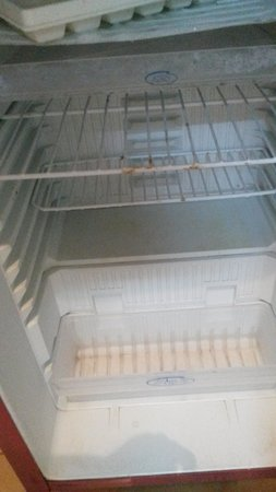 Beira Mar Alfran Resort: Fridge filthy