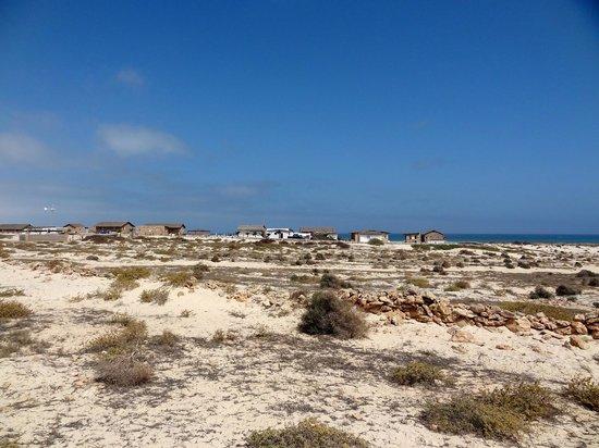Hotel Spinguera Ecolodge : vu de l'écolodge