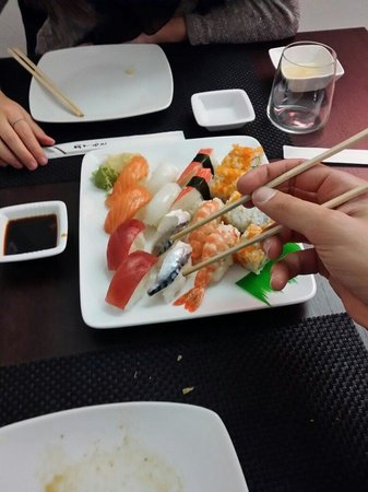 Toshi: Sushi festival
