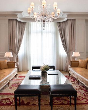 เลอรอยัลมอนซูโฮเต็ลราฟเฟิ่ลส์พารีส: Le Royal Monceau Raffles Paris - Presidential Suite 2