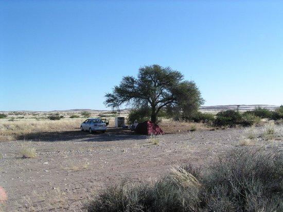 Namib Desert Lodge: Campsite 11