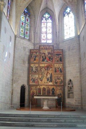 Capilla de Santa Agata - Picture of Museu dHistoria de Barcelona - MUHBA...