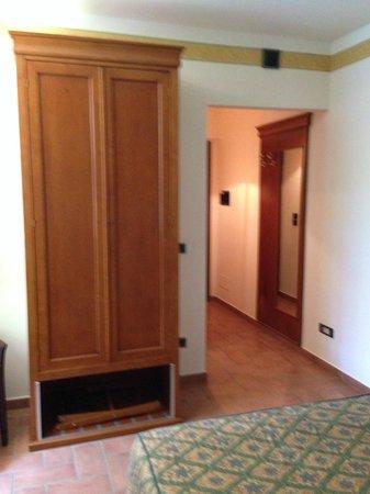 Bagno Santo Hotel: stanza da letto