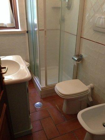 Bagno Santo Hotel: bagno