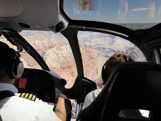 Grand Canyon Helicopters - Grand Canyon National Park: And earth opens up under your feet