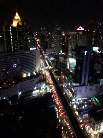 Sofitel Bangkok Sukhumvit: Amazing views from roof top terrace