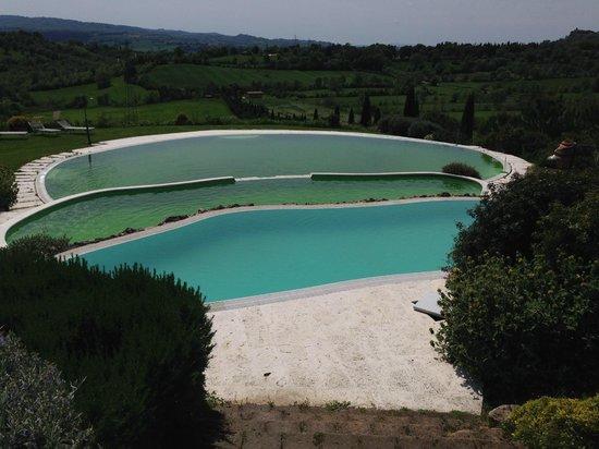 Le tre piscine picture of bagno santo hotel saturnia tripadvisor