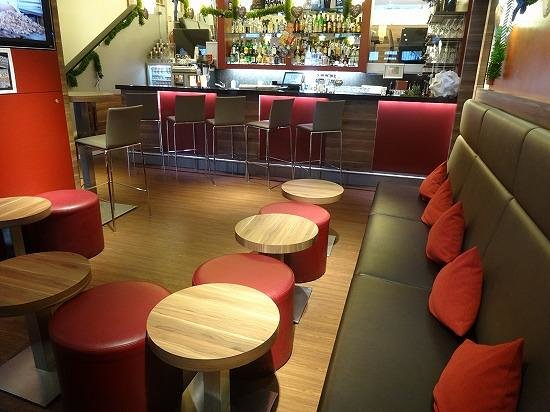 Four Points by Sheraton München Central: ホテルのロビー