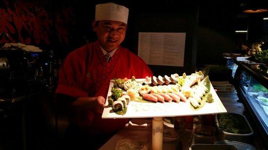 Tokyo Sushi'n'Grill: Kurosaki