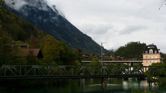 Hotel Brienzersee: Interlaken center