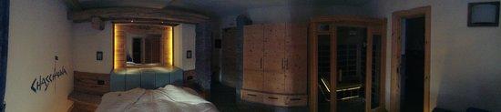 Hotel Pontiglia: Panoramica stanza