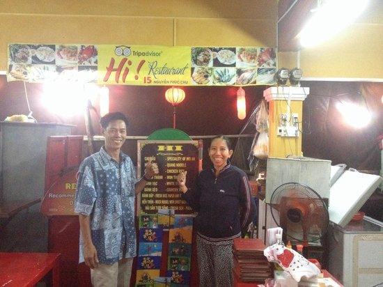 Hi Restaurant: The Hi's!