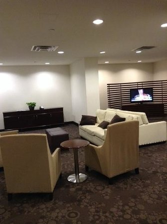 Sheraton Fort Worth Downtown Hotel : it feels great