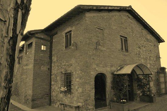 Hotel Ristorante Locanda Vento Mediceo: La struttura
