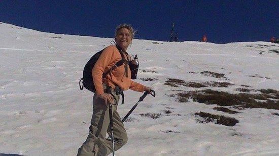 Hotel Bergruh: Bergruh, die perfekte Homebase für Skitouren.