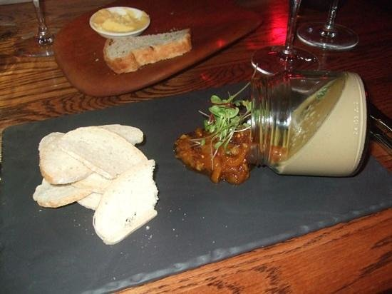 Camps Bay Retreat: beautifully presented pate