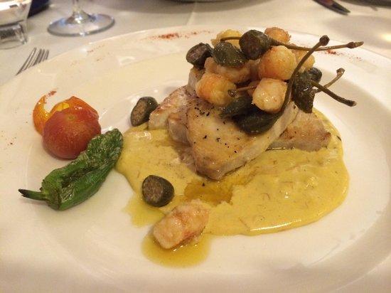 Restaurante El Navarro : Swordfish delicious!