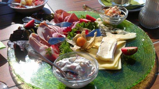 Restaurant Pierspeicher: Frühstück