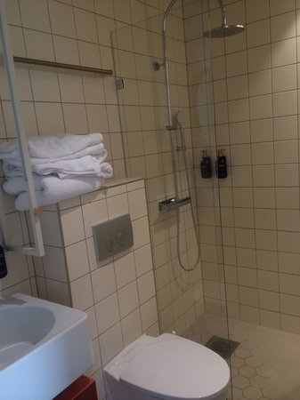 HTL Kungsgatan : Bathroom