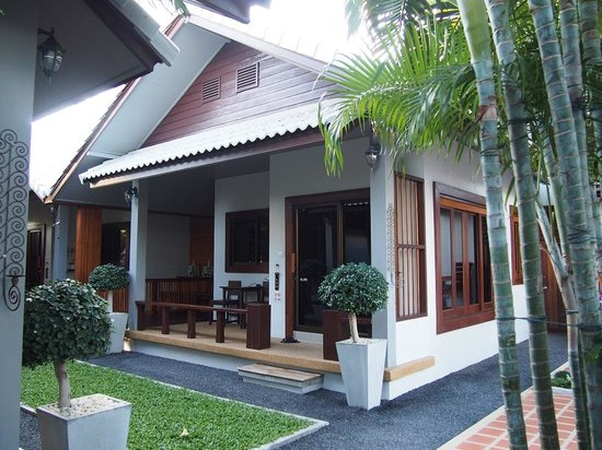The Nest Samui: Deluxe room